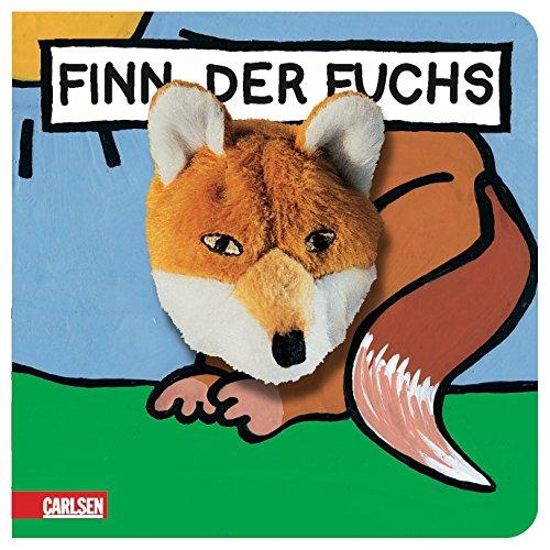 Fingerpuppen-Bücher: Finn, der Fuchs