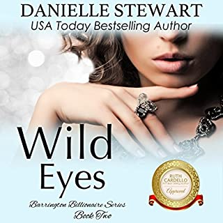 Wild Eyes audiobook cover art