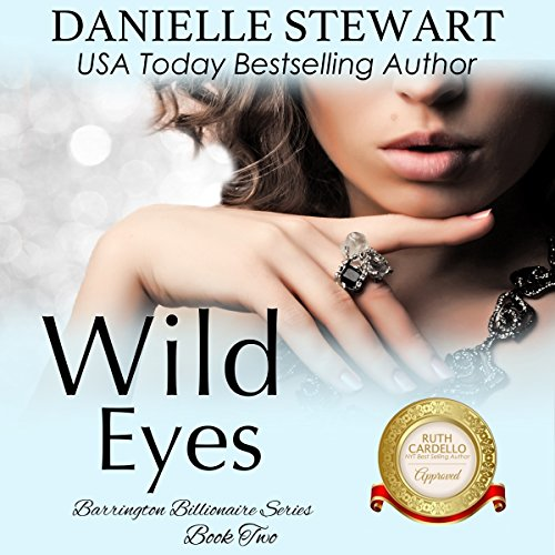 Wild Eyes audiobook cover art