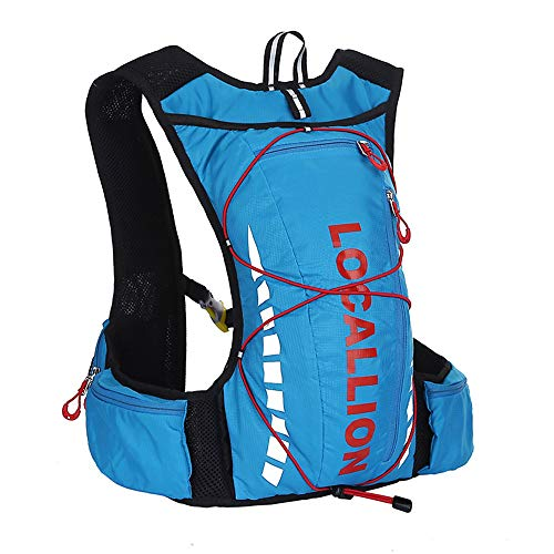 Outdoor Sports Bag 10L Liter Mountain Bike Sports Mountaineering Backpack, Ultralight Travel and Mountaineering Backpack, Cycling Backpack, Student Backpack,01
