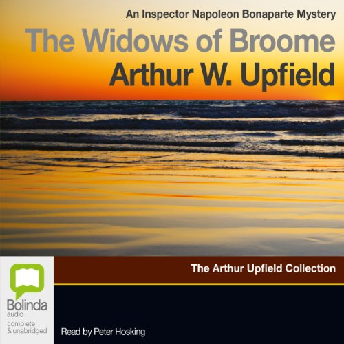The Widows of Broome audiobook cover art