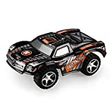 Kikioo Alta velocidad eléctrico todo terreno recargable 2.4G Buggy Race Car Control remoto Escalada ...