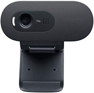 Logitech C270i PTV 960-001084 Desktop or Laptop Webcam, HD 720p Widescreen for Video Calling and Recording - Worldwide Ver...