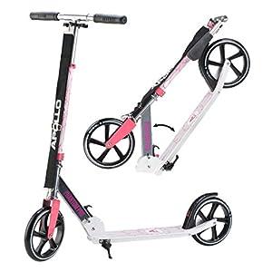 METEOR® CITY Scooter para adultos y niños mayores de 3 años ...