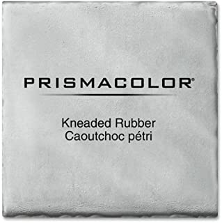 Sanford Ink Corporation Products - Design Kneaded Rubber Eraser, X-Large, Gray - Sold as 1 EA - Eraser is excellent for removing and highlighting chalks, charcoals and pastels. Kneads into any shape and leaves surfaces smooth and bright.