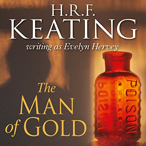 The Man of Gold audiobook cover art