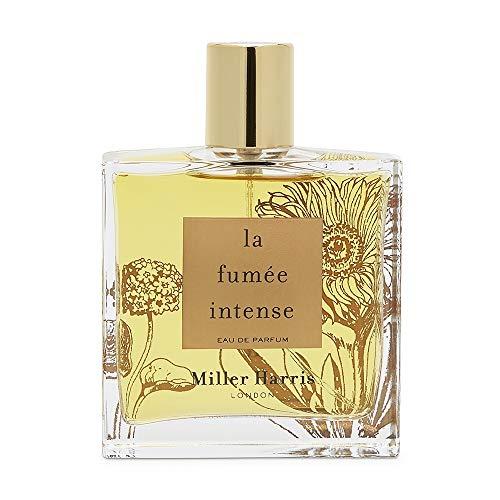Miller Harris La Fumee Eau de Parfum Spray, Intense, 3.4 Ounce