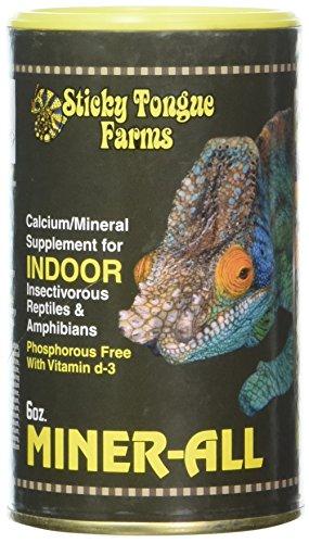 Miner-All Calcium/Mineral Supplement, Indoor, 6 oz
