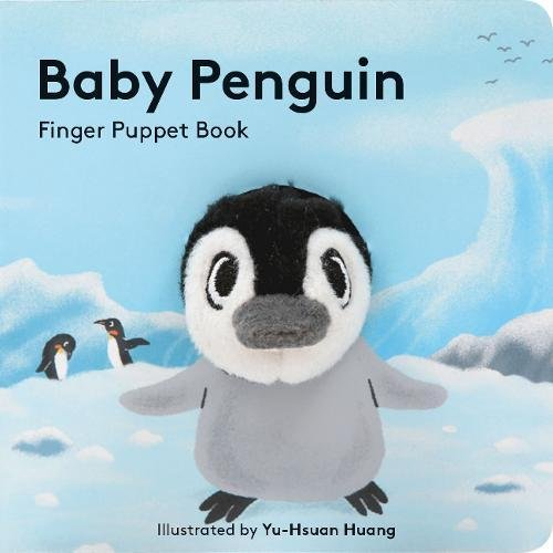 Baby Penguin: Finger Puppet Book
