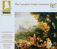 モーツァルト:ヴァイオリン協奏曲集(3枚組)
