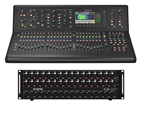 Review Of Midas M32 Live + DL32