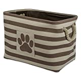 Pet Toy and Accessory Storage basket
