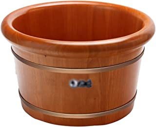 Qing MEI Foot Bath, Foot Bath Barrel Footbath Tub Thickening, Home Without Cover A++