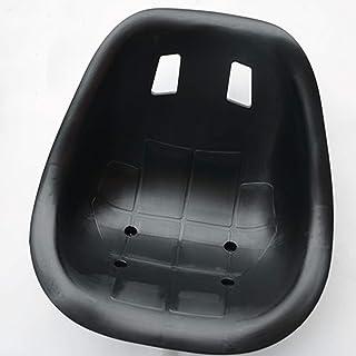 GCDN Asiento de Silla de Montar, Asiento de aerotabla, Amortiguador, Accesorios de aerotabla fáciles de Instalar, Asiento para patinetas de 6.5/8/10 Pulgadas, Scooter autobalanceado