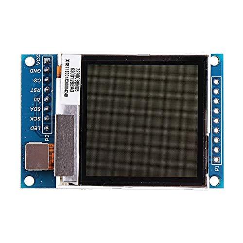 Khxypm 86 Módulo de Pantalla LCD TFT transflectiva de 1,6 Pulgadas 130X130 Puerto Serie SPI Visible a la luz del Sol 3.3V 5V for Arduino Módulo de visualización