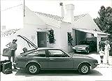 1978 Opel Manta CC - Vintage Press Foto