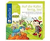 Selecta Spielzeug 3509 - Auf die Käfer, fertig, los!