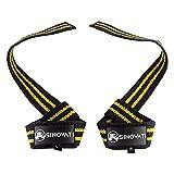 SINOVATI® Weightlifting Straps - Zughilfen für Fitness