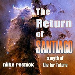 The Return of Santiago audiobook cover art