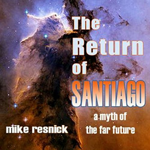 The Return of Santiago audiobook cover art