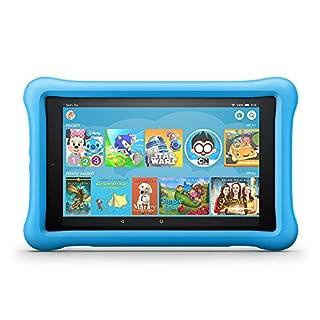 "Fire HD 8 Kids Edition Tablet, 8"" HD Display, 32 GB, Blue Kid-Proof Case (B078HQBS21) | Amazon price tracker / tracking, Amazon price history charts, Amazon price watches, Amazon price drop alerts"
