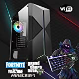 Gaming Computer Core i3/i5/i7 Desktop PC Windows 10 Core 8GB/16GB RAM 1TB HDD GT710 WIFI