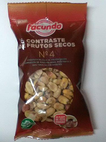 Facundo - Frutos secos facundo bolsa 140 g