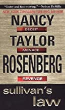 Sullivan's Law (Carolyn Sullivan) by Nancy Taylor Rosenberg (2005-04-01)