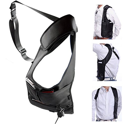 ECYC Men Security Holster Strap Messenger Bags...