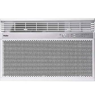 Haier 18,000 BTU 230-Volt Smart Window Air Conditioner Energy Star humidty-Meters 230V