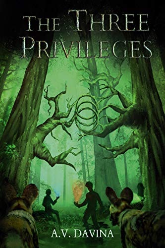 The Three Privileges: An Urban Fantasy Series full of Nature, Mystery and Adventure (English Edition)