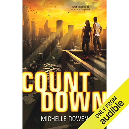 Countdown audiobook cover art