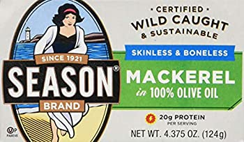 Best mackerel in olive oil Reviews