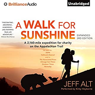 A Walk for Sunshine cover art