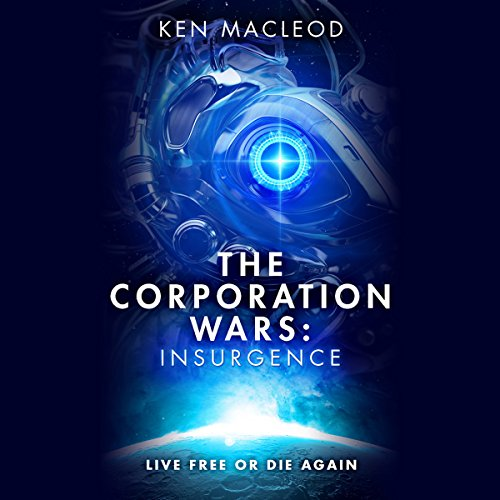 The Corporation Wars: Insurgence audiobook cover art