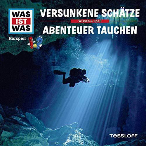 Versunkene Schätze / Abenteuer Tauchen Titelbild