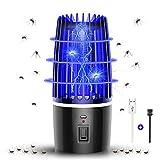 MGRETT Elektrischer Insektenvernichter, Mückenfalle Insektenfalle Mückenlampe Moskito Killer,...