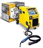 GYS Smartmig 162 Poste à souder sous gaz de protection 160A 230V monophasé...