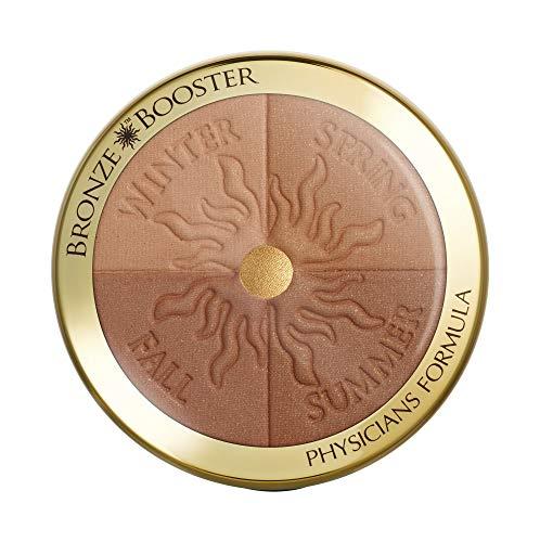 Physicians Formula Bronze Booster Glow-Boosting Season-To-Season Bronzer - Medium to Dark - 0.3 oz