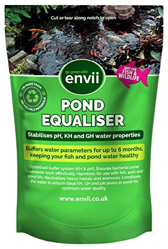 Envii Pond Equaliser – Equilibra y Estabiliza al Instante los Valores Óptimos...