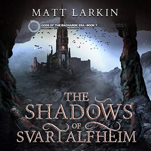 Couverture de The Shadows of Svartalfheim