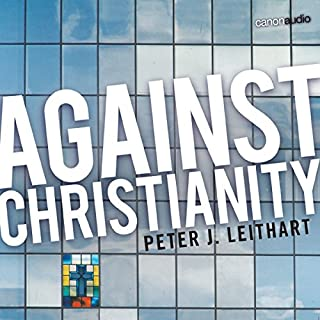 Against Christianity audiobook cover art