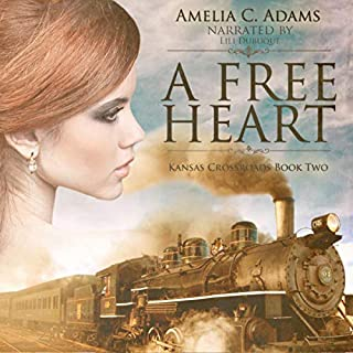A Free Heart audiobook cover art