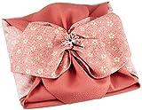 ふろしき・小ふろしきセット 彩美花飾り ローズ 826