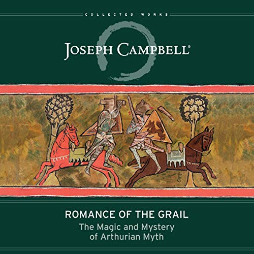 Romance of the Grail audiobook cover art