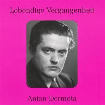 Lebendige Vergangenheit - Anton Dermota