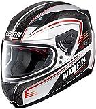 Nolan N60-5 Rapid Metal White M
