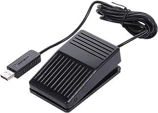 kkmoon USB-spelkontroll av tangentbordspedalen HID