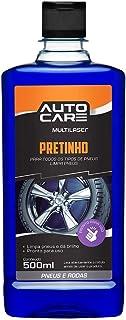 Multilaser Pneu Pretinho Autocare 500Ml Brilho Molhado - Au459