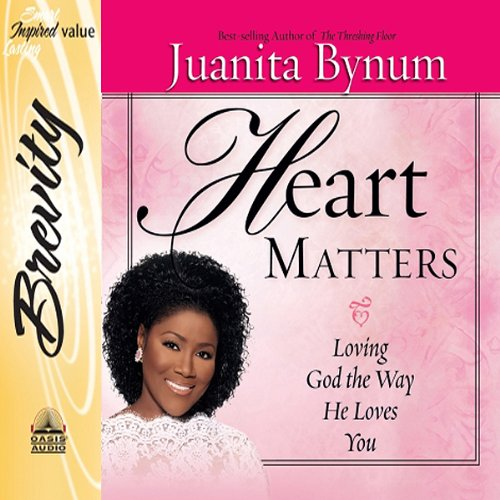 Heart Matters audiobook cover art